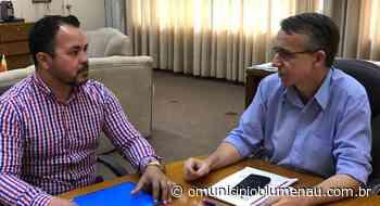 Coordenador do Procon de Blumenau pede demissão após desentendimento político - O Município Blumenau