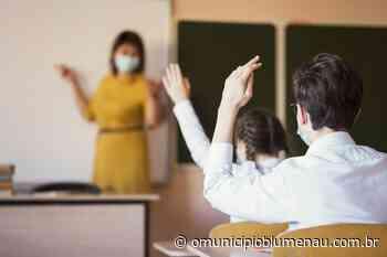 Escolas particulares de Blumenau se preparam para retornar com atividades presenciais na próxima semana - O Município Blumenau