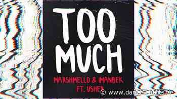 Marshmello & Imanbek feat. Usher - Too Much - Dance-Charts