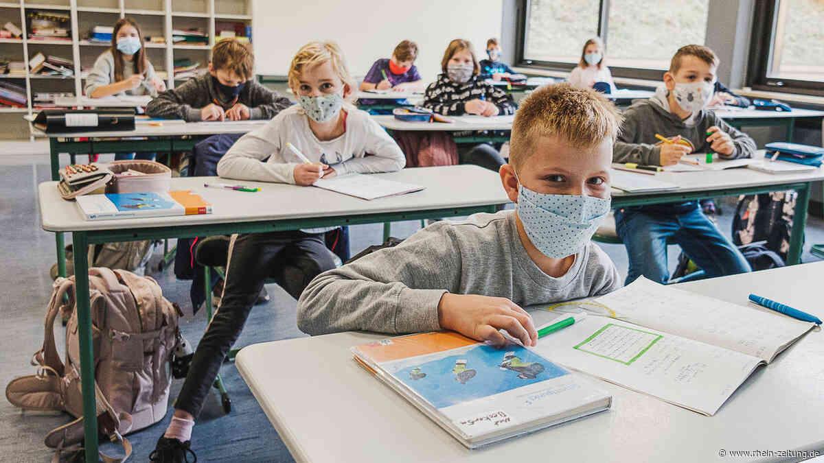 Schüler nehmen Maskenpflicht diszipliniert an: Bundeswehr unterstützt Verwaltung bei Kontaktverfolgung - Rhein-Zeitung