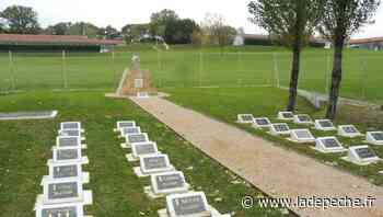 Gramat. Dans le Lot, un jardin du souvenir pour les chiens de la gendarmerie décédés - ladepeche.fr