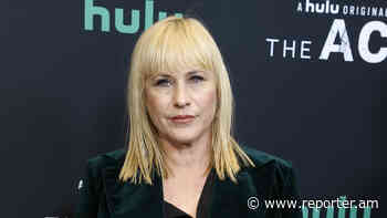 Patricia Arquette fears Trump will downplay coronavirus as 'just a bad flu' after testing positive - Armenian Reporter