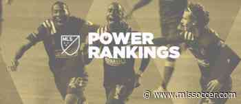 Power Rankings: Philadelphia Union claim top spot after demolishing Toronto FC