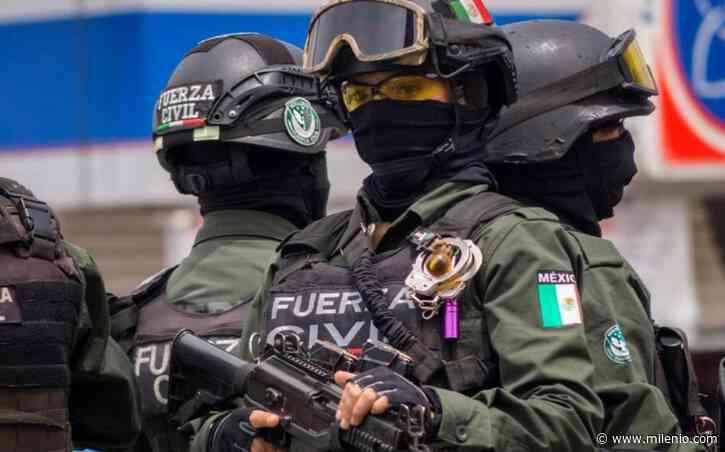 Ataque a policías en Veracruz deja dos elementos heridos y un sospechoso muerto - Milenio