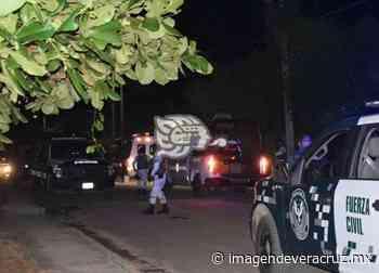 Enfrentamiento en zona rural de Sayula; un civil abatido y dos oficiales heridos - Imagen de Veracruz