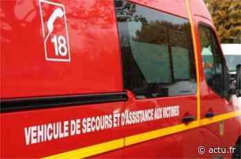 Yvelines. Aubergenville : un blessé dans l'accident sur l'A13 - actu.fr