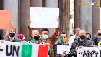 """La manifestazione del popolo delle palestre contro il dpcm Conte: """"Abbiamo rispettato i protocolli, vogliamo lavorare"""""""