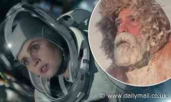 George Clooney transforms into a bearded elderly scientist in first trailer for The Midnight Sky