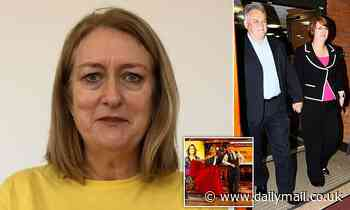 Jacqui Smith reveals she's been having Zoom dates with her new boyfriend