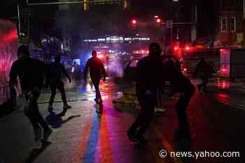 Heated protests in Philadelphia after Black man shot dead by police