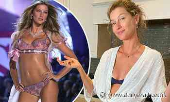 Gisele Bundchen, 40, thinks aging is 'beautiful' as she is 'grateful' for her experiences