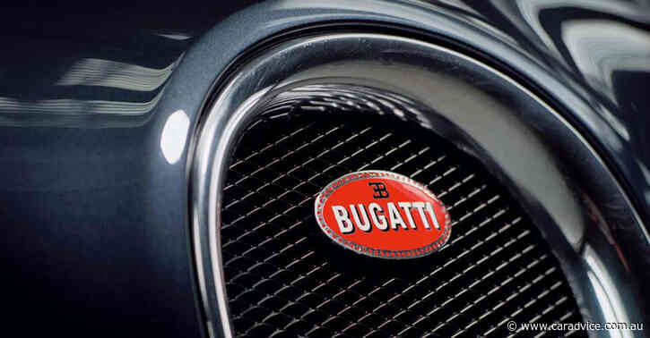 Bugatti's newest hypercar could be based on the all-electric Rimac Concept One
