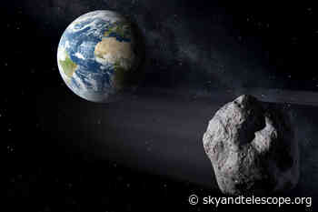 (Very) Small Chance of Apophis Asteroid Impact in 2068