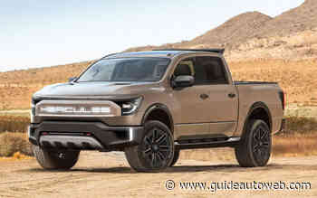 Hercules Alpha: une autre camionnette électrique?