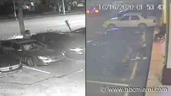New Video Shows Suspects Burglarize Car Before Fort Lauderdale Armed Robbery Killing