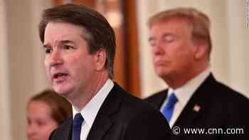 Brett Kavanaugh foreshadows how Supreme Court could disrupt vote counting