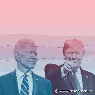 Nog een week tot verkiezingen: wordt het Biden of Trump? Dit zeggen de peilingen op dit moment