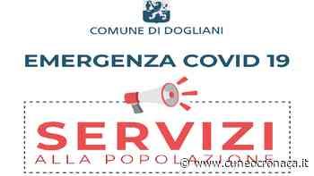 DOGLIANI/ Riparte la consegna a domicilio della spesa grazie ai volontari di Protezione civile - Cuneocronaca.it