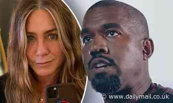 US Election 2020: Kanye West reacts to Jennifer Aniston plea