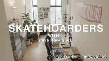 SkateHoarders: Steve Rodriguez