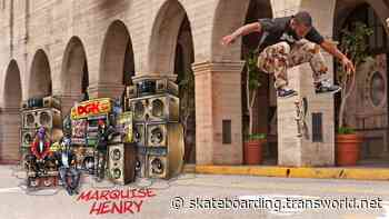 Marquise Henry DGK Beatbox Part and Interview