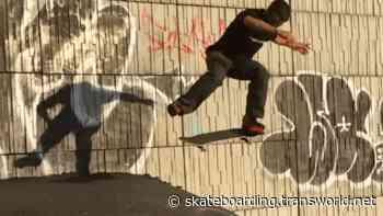 Quartersnacks | Same city, same friends, just skating