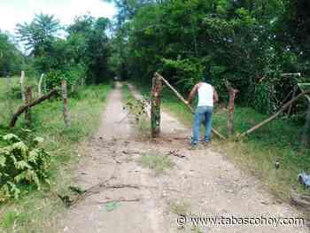 Campesinos cierran acceso a pozo petrolero en Huimanguillo - tabasco hoy