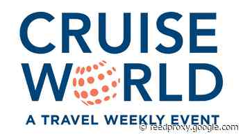 CruiseWorld content focuses on advisors sharing and connecting