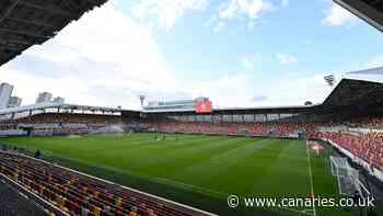 Match pack: Brentford v Norwich City