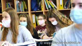Lehrer fordern Notfallpläne für Unterricht