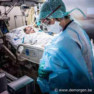 Live - Absoluut record ziekenhuisopnames gebroken: vandaag al zeker 689 mensen opgenomen