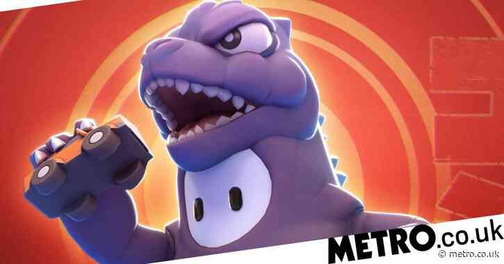 Godzilla stomps and roars into Fall Guys next week