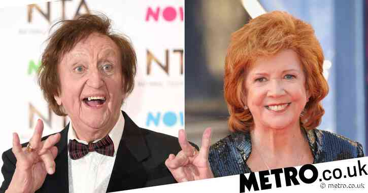 Graves of Cilla Black and Sir Ken Dodd targeted by vandals
