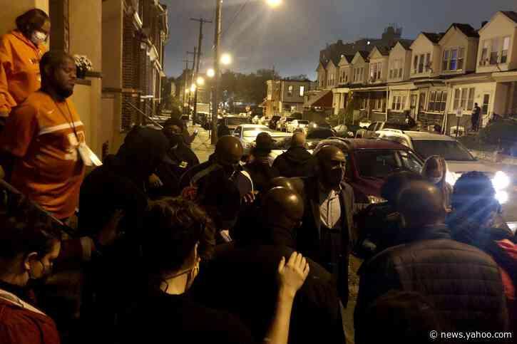 Protests flare in Philadelphia after police kill Black man