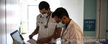 COVID-19: prêts à aider, des médecins résidents demandent la suspension d'un examen