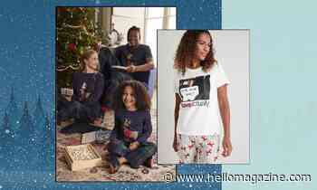 It's not too early! 10 Christmas pyjama sets to wear with the entire family