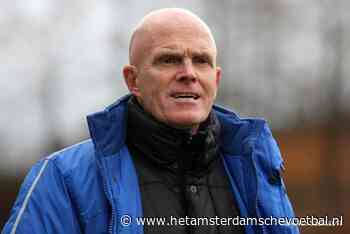 """Marken-trainer Van der Velde: """"Vrees dat dit juist óns gaat opbreken"""" - Het Amsterdamsche Voetbal"""