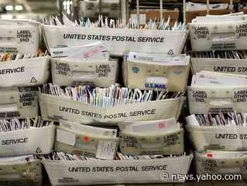A former USPS worker has been charged with throwing out more than 100 absentee ballots and other mail in Kentucky
