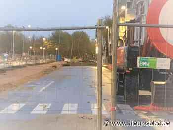 Werken aan busstation gaan laatste fase in