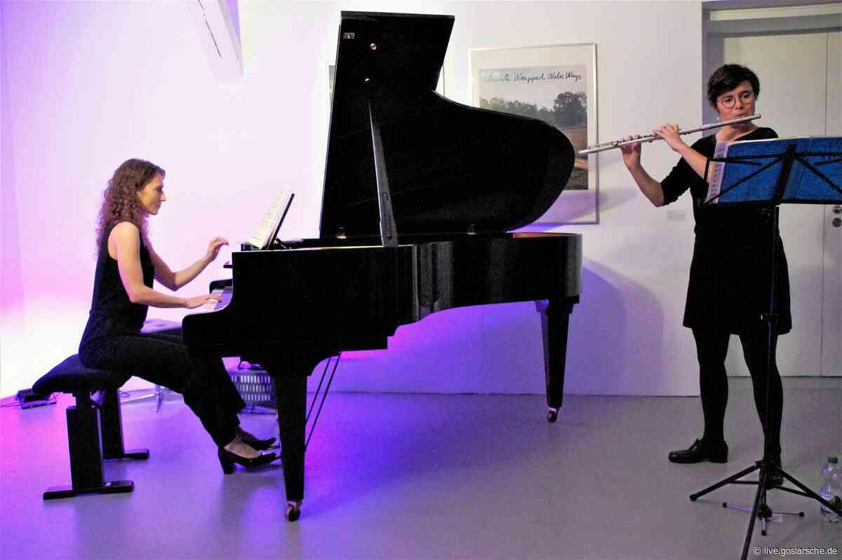 """Duo """"Querstand"""" tritt im Mönchehaus auf - GZ Live"""