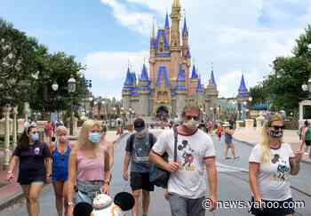 Disney World extends hours around the holidays after earlier cutback