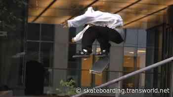 Tiago Lemos Skates Indy MiDs