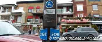 Ville de Québec: Québec 21 veut que les parcomètres soient gratuits les fins de semaine