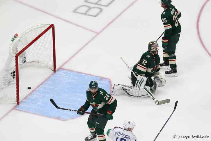 What the Minnesota Wild Opening Night Roster Could Look Like