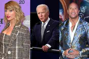 Celebrities Who Endorse Joe Biden for President