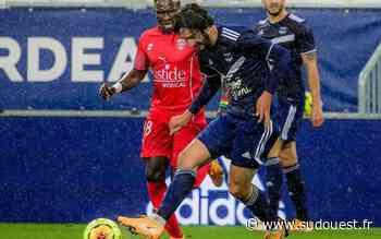 Girondins de Bordeaux : Yacine Adli, et six c'était lui? - Sud Ouest