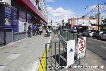 Vicente López amplió el espacio de circulación peatonal en Carapachay - Zona Norte Diario OnLine