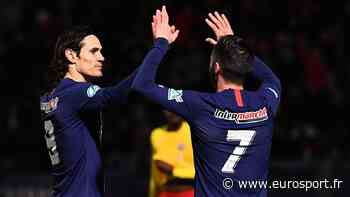 ESA Linas-Montlhery - Paris Saint-Germain en direct - 5 janvier 2020 - Eurosport - Eurosport.fr