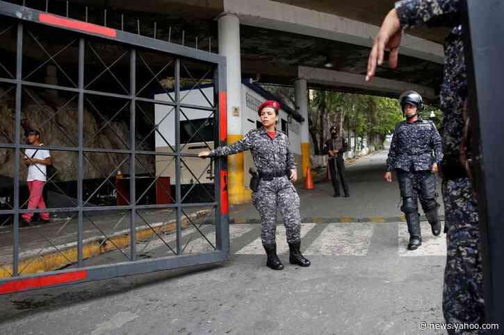 Venezuela's Guaido denounces forced disappearance of party coordinator