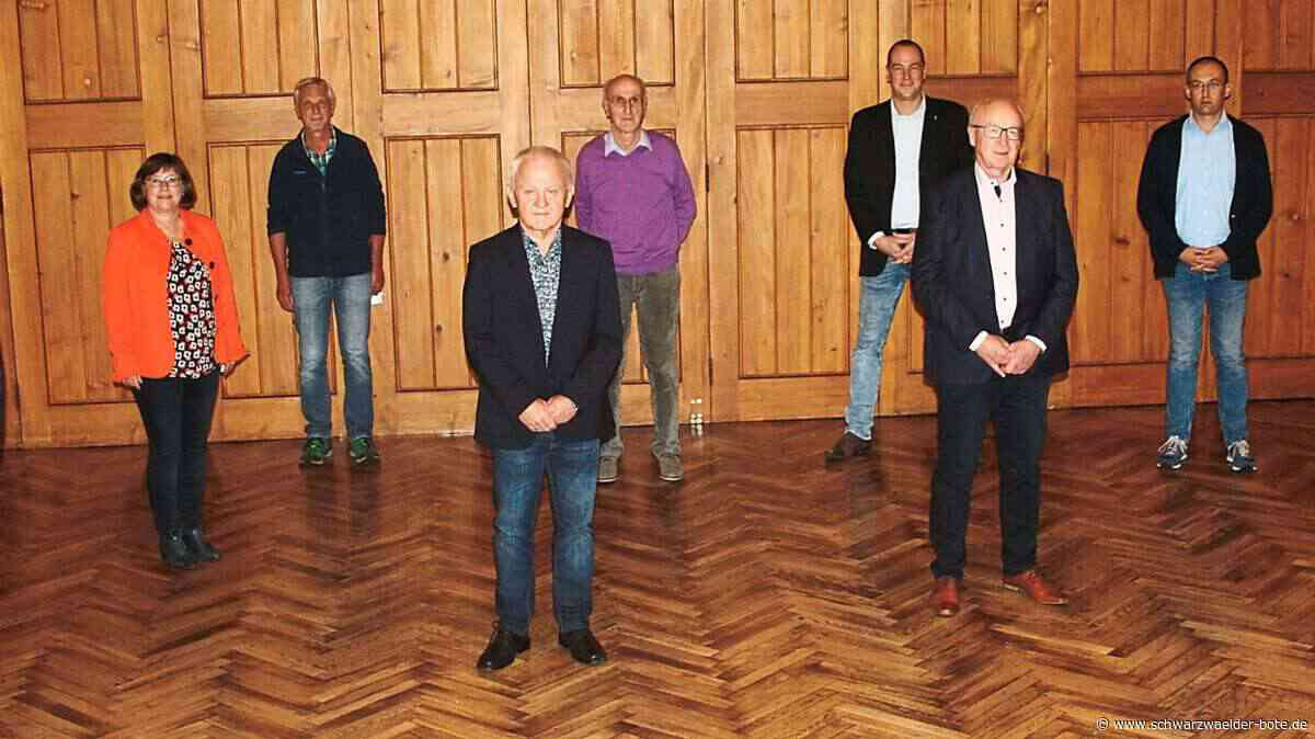 Baiersbronn: Turnverein vollzieht Generationenwechsel - Baiersbronn - Schwarzwälder Bote